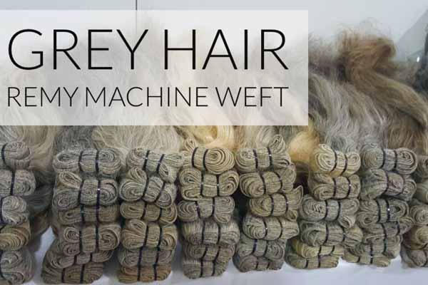 GREY HAIR WHOLESALE SUPPLIERS