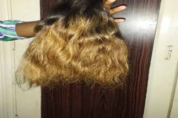 OMBRE INDIAN REMY HAIR EXTENSIONS